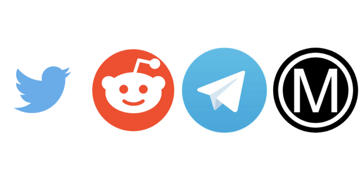 The reddit bitcoin connection online communities and digital currency reddit and other communities ccuart Images