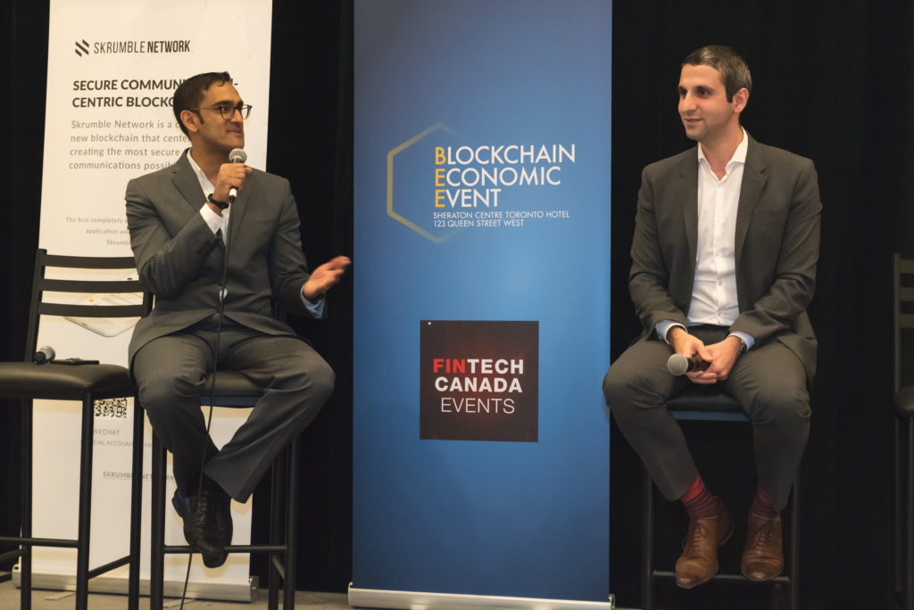 banks can lead the digital currency charge at the blockchain economic event