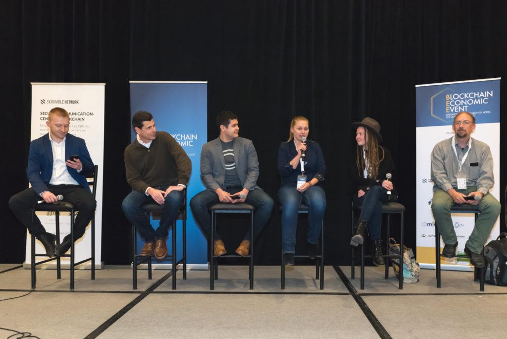 scaling the blockchain at the blockchain economic event