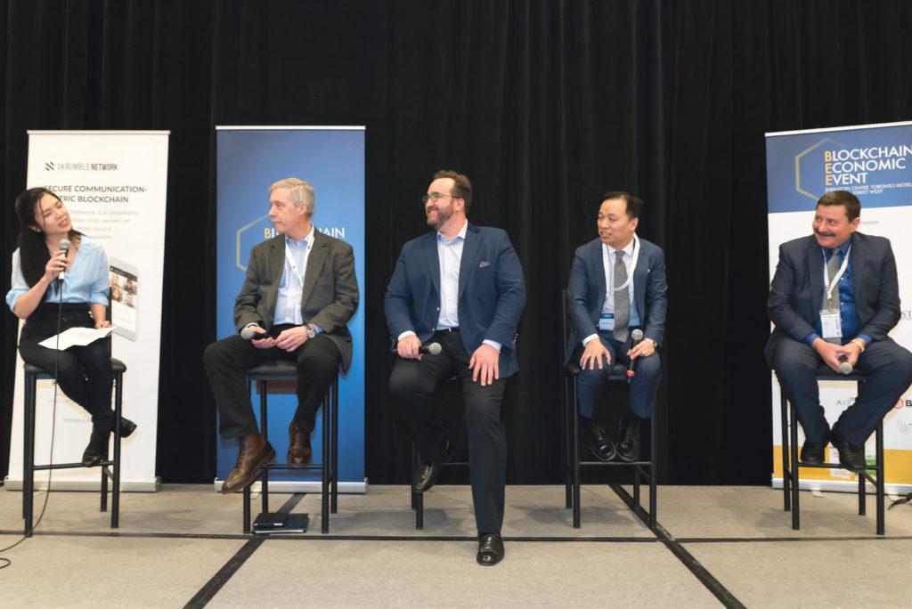 regulatory conversation at the blockchain economic event