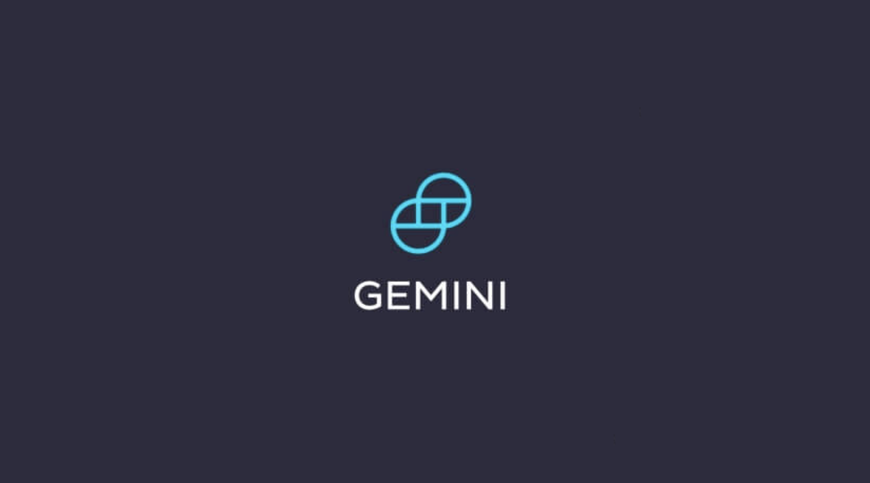 That the gemini exchange
