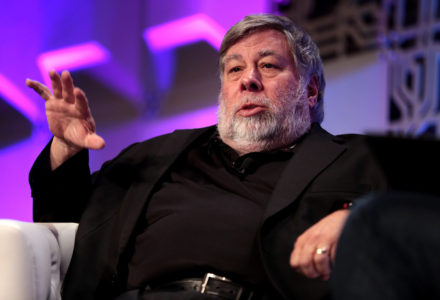 Apple Co-Founder Steve Wozniak Compares Ethereum to Apple's Early Days