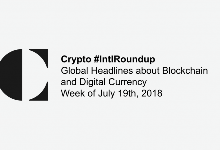 #IntlRoundup: FSB Presents Crypto Regulation Ideas to G20