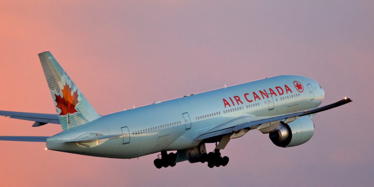 Air Canada Partners with Winding Tree Blockchain Air Travel Marketplace