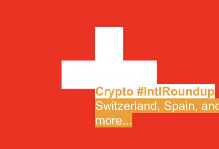 #IntlRoundup: Swiss Entrepreneur - Blockchain Exchanges Will Dominate