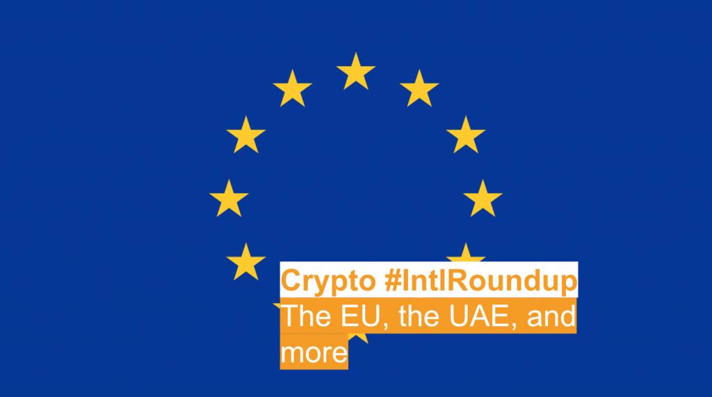 #IntlRoundup: 7 EU Nations Sign Blockchain Declaration