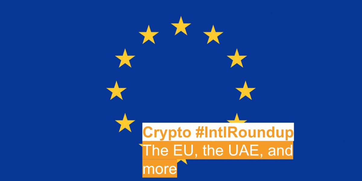#IntlRoundup: 7 EU Nations Sign Blockchain Declaration