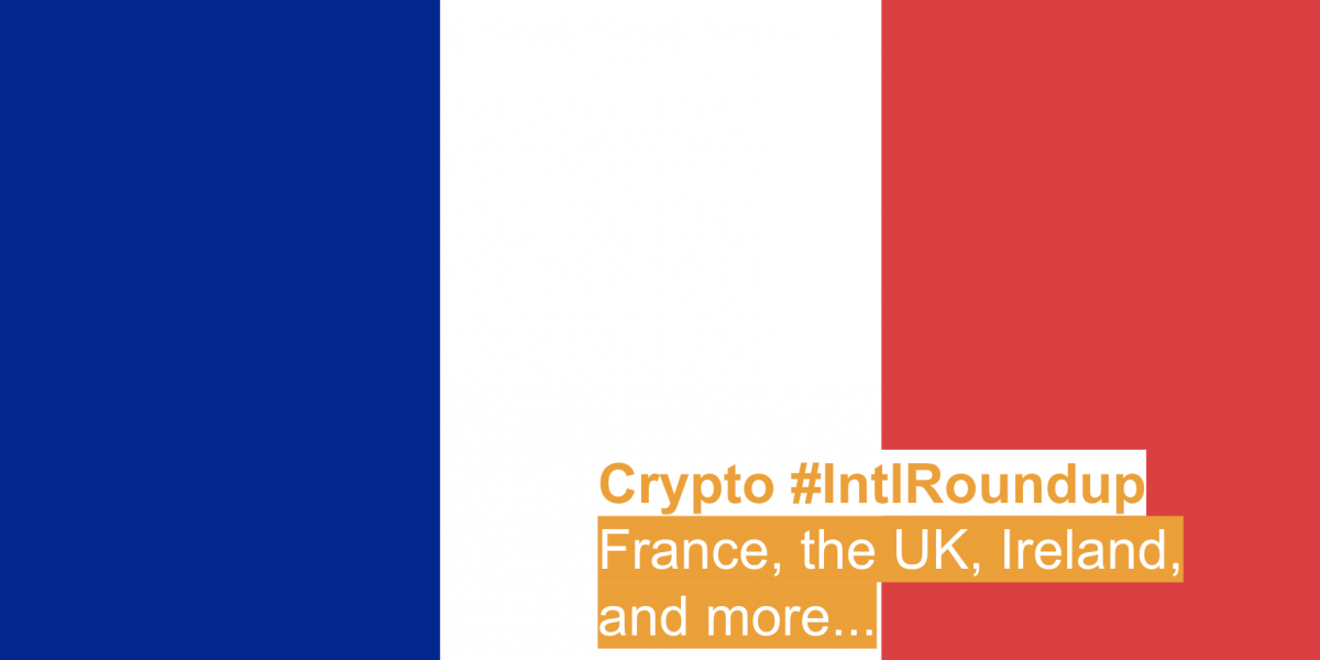 Crypto News: France Crypto Tax Change Denied; UK Publishes Tax Advice