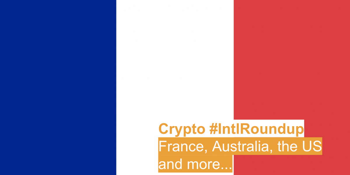 #IntlRoundup: French Tobacco Stores Sell Bitcoin; Australian BitConnect Promoter Has Assets Frozen